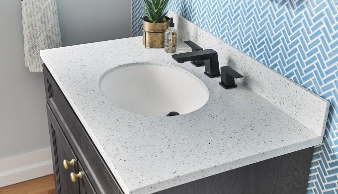 Vanity Tops For A Modern Bathroom