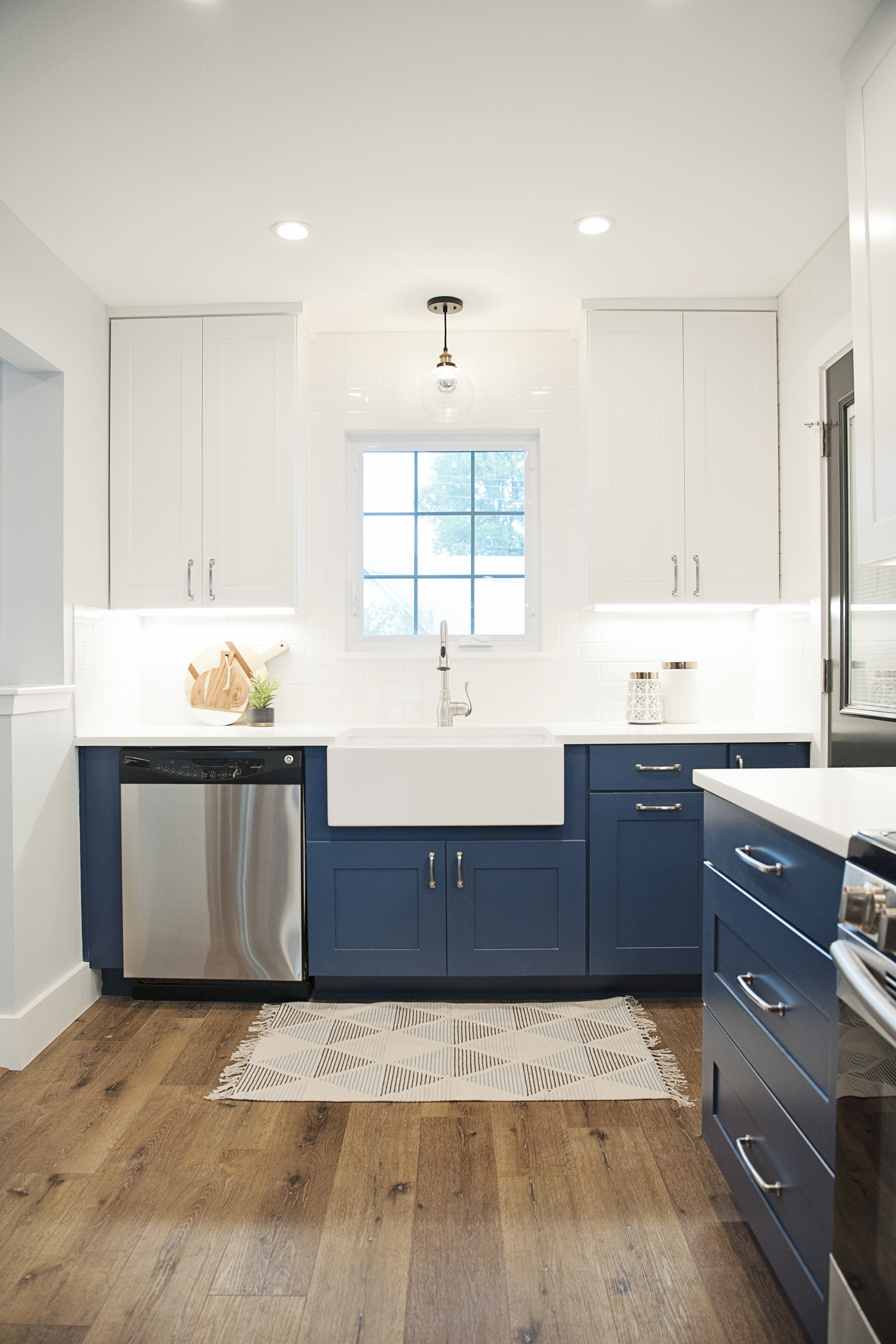 kitchen blue cabinets trend alert blue kitchen cabinets wolf home products 18162