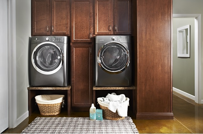 Builders Mark Laundry Room Cabinet