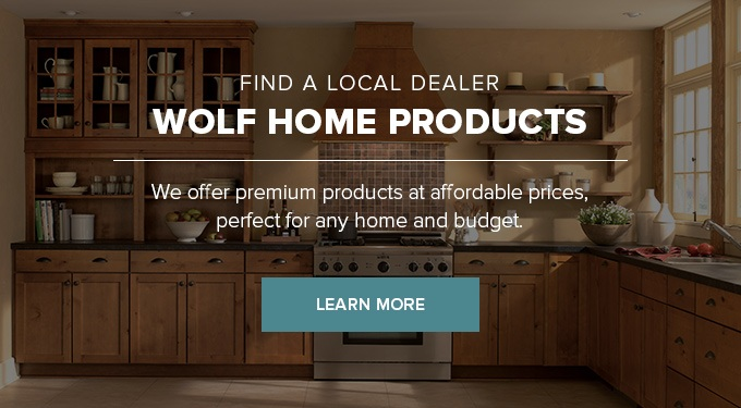 Find A Local Wolf Home Products Dealer