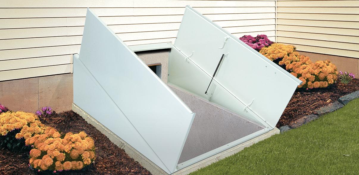 Bilco® Basement Doors