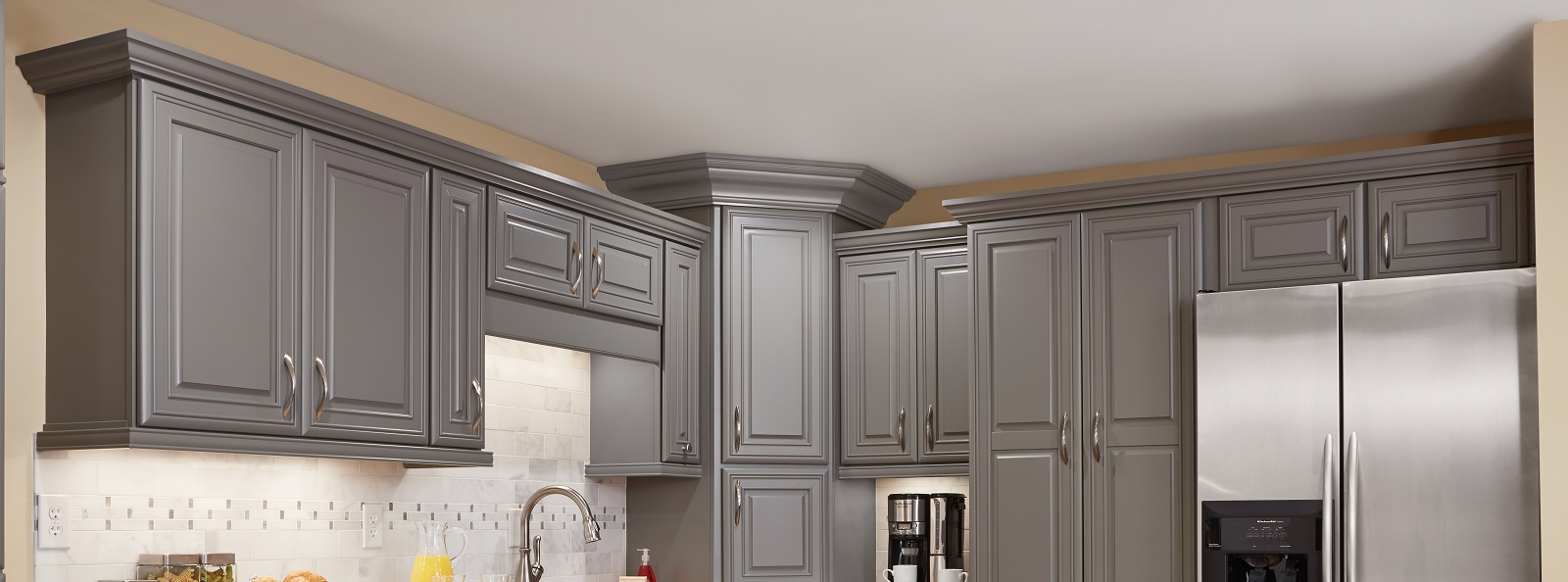 Reasons to Choose Grey Kitchen Cabinets | Wolf Home Products