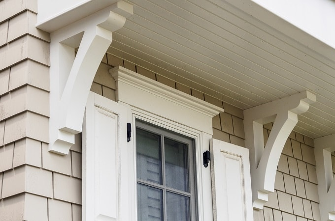 Excellent Exterior House Trim Boards Mouldings Wolf Home Products Download Free Architecture Designs Xerocsunscenecom