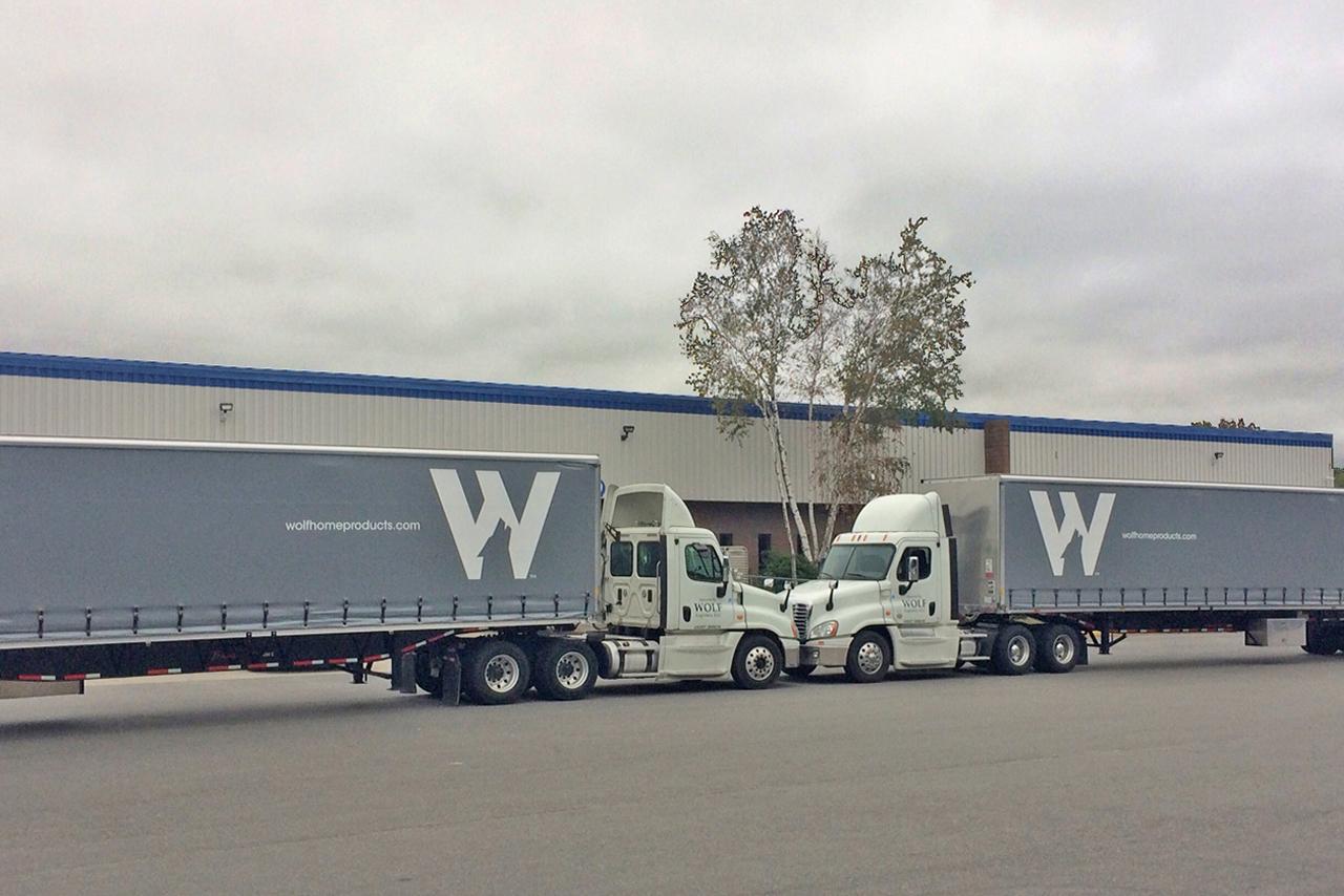 Wolf Trucks