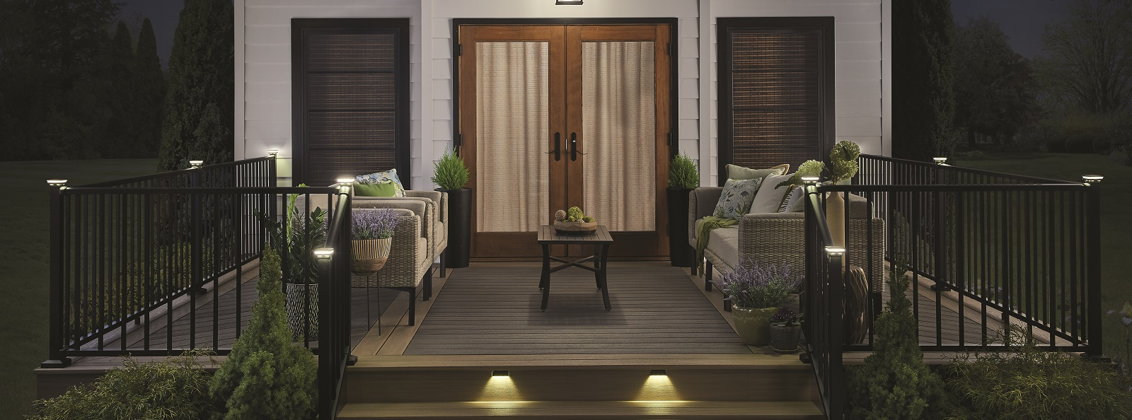 Outdoor Deck Wolf Home Products