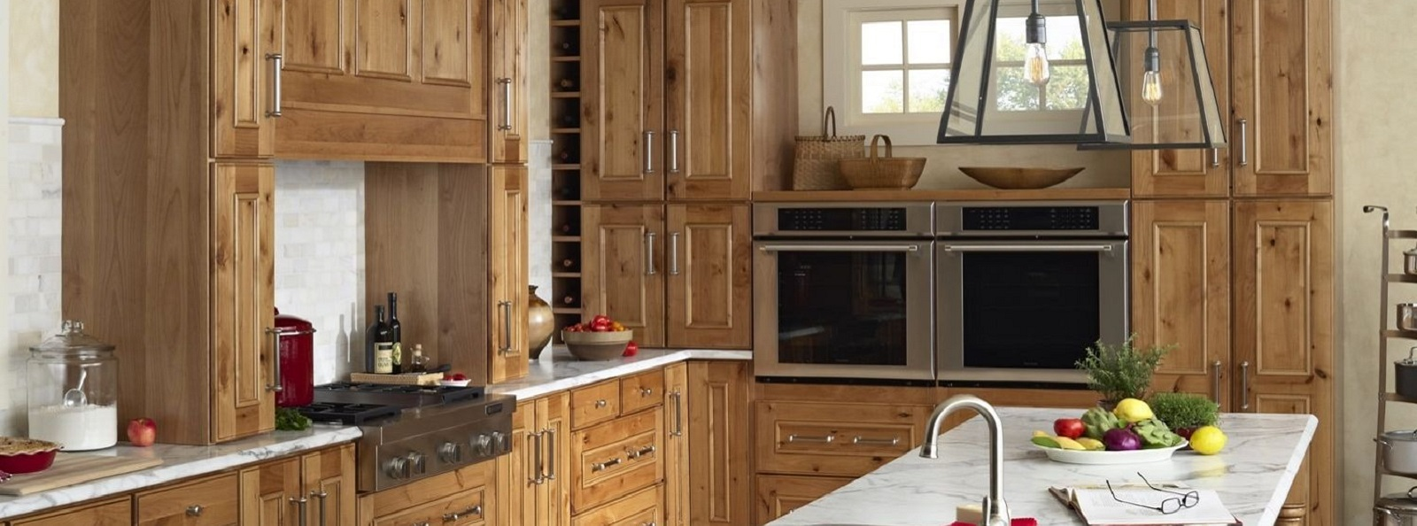 Gilbert Angle Wolf Designer Cabinets