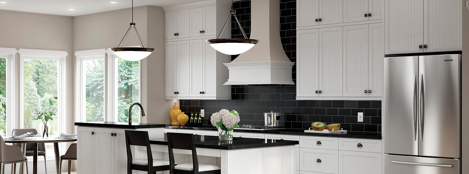 Middleton Whiteout Cabinets