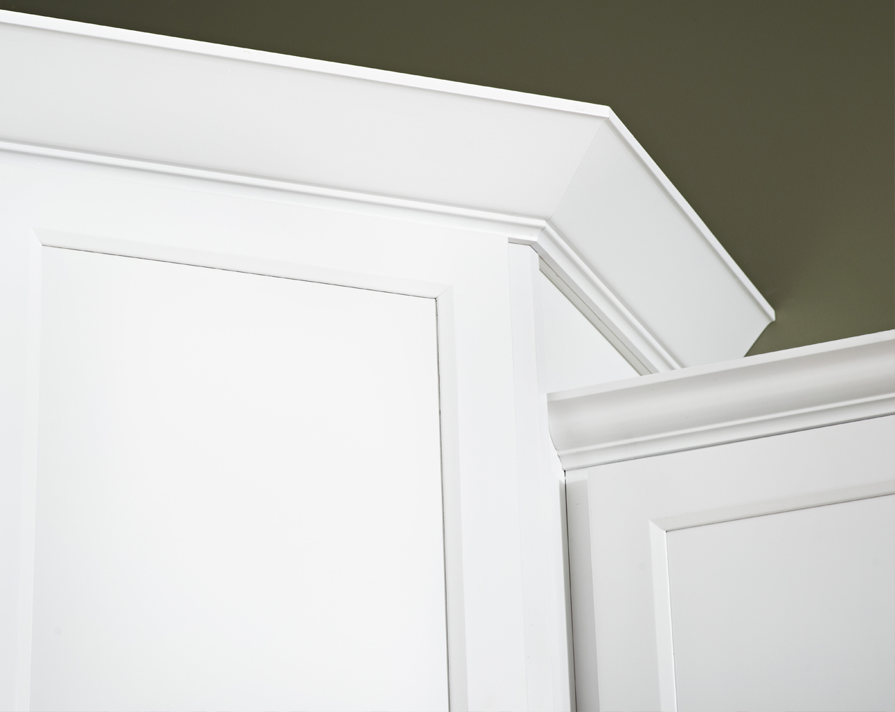 White Crown Moulding