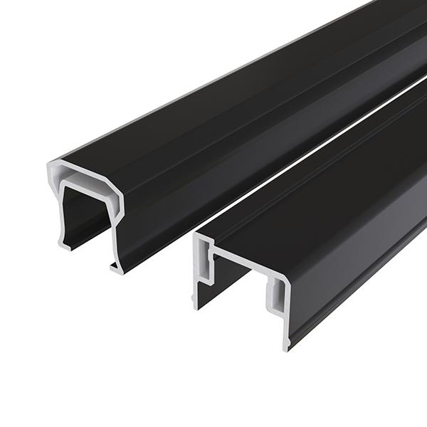 Fiberon Black Railing