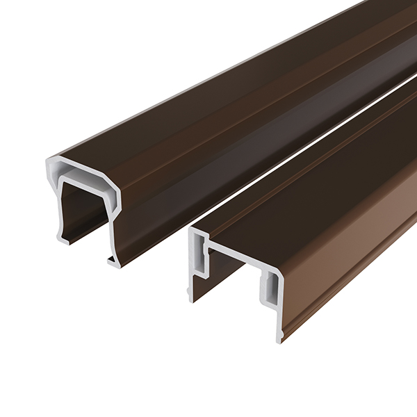 Fiberon Brown Railing