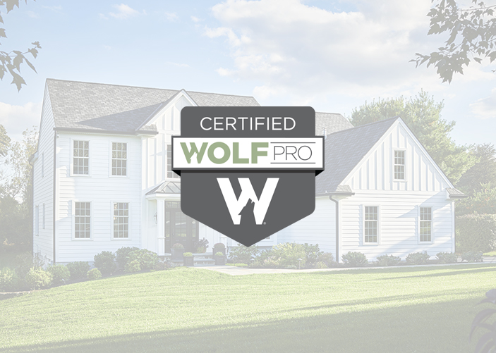 Wolf Home Products Introduces Its Wolf Pro Online Training Certification