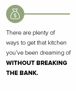 Kitchen Without Breaking The Bank