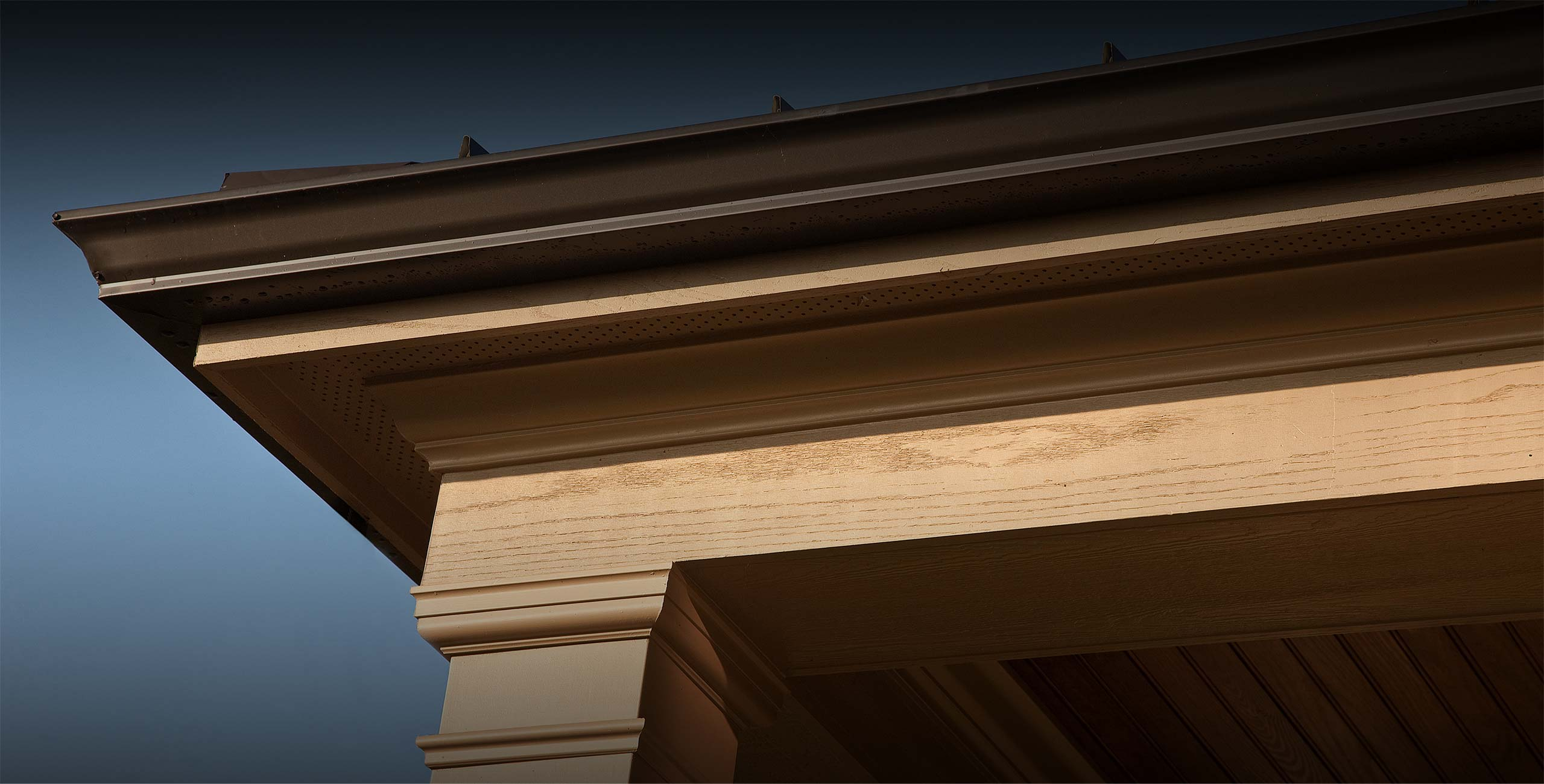 Home featuring TruExterior Trim & Moulding
