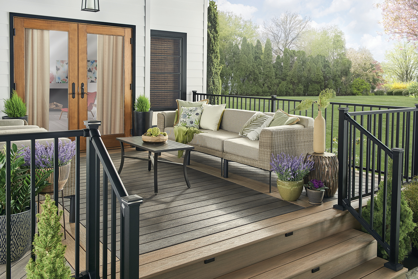 Wolf Serenity Decking | Tropical Hardwoods and Seaside Collection - wolfhomeproducts