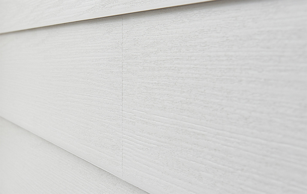 Siding featuring InfinitySeam Technology