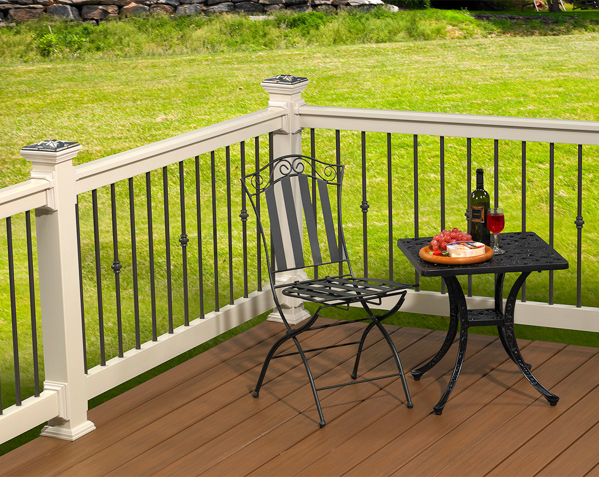 Composite & PVC Railing Systems | Wolf Home Products
