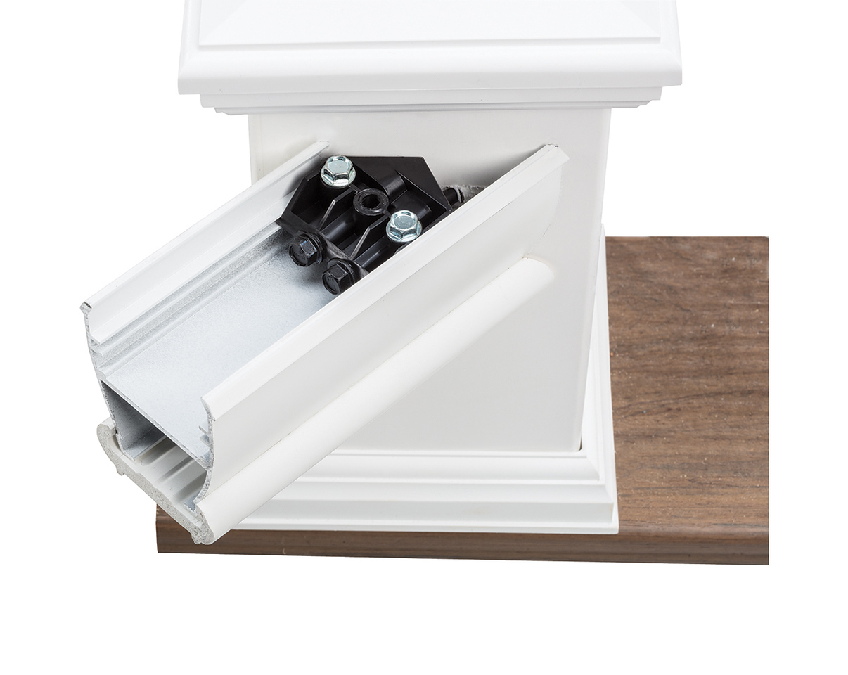 Wolf Distinction Railing - 45 Bracket