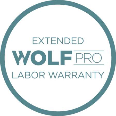 Extended Wolf PRO Labor Warranty Icon