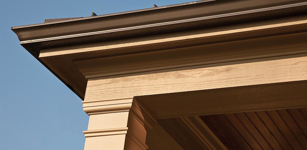 Boral TruExterior Trim Product Close-Up