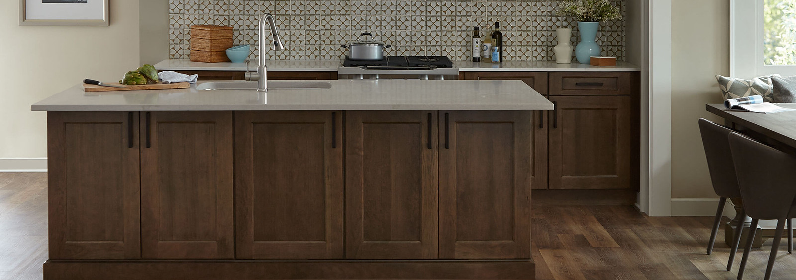 Wolf Kitchen Cabinets | Semi Custom Kitchen Cabinets Wolf Home Products