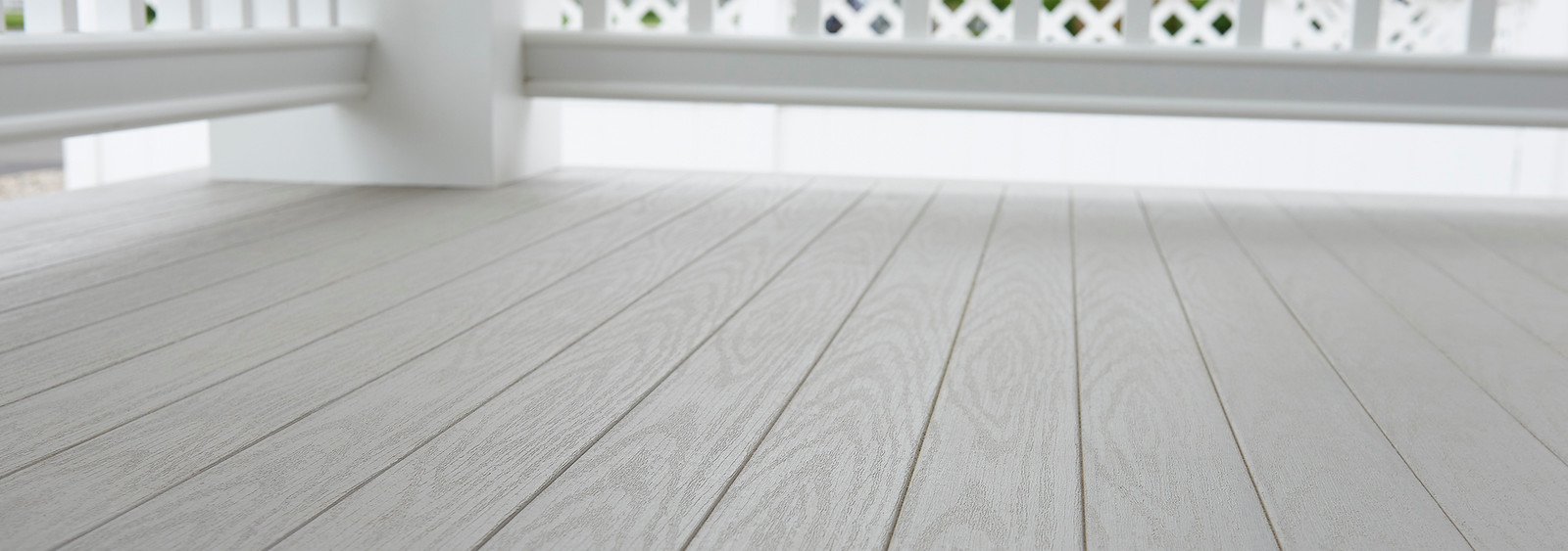 Serenity Porch Flooring In Grey Pewter