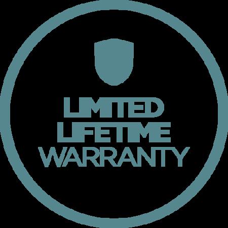Limited Lifetime Warranty Icon