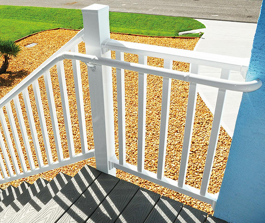 ADA-Compliant Handrail