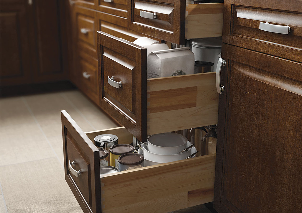 Full-Access Kitchen Cabinets | Wolf Home Products