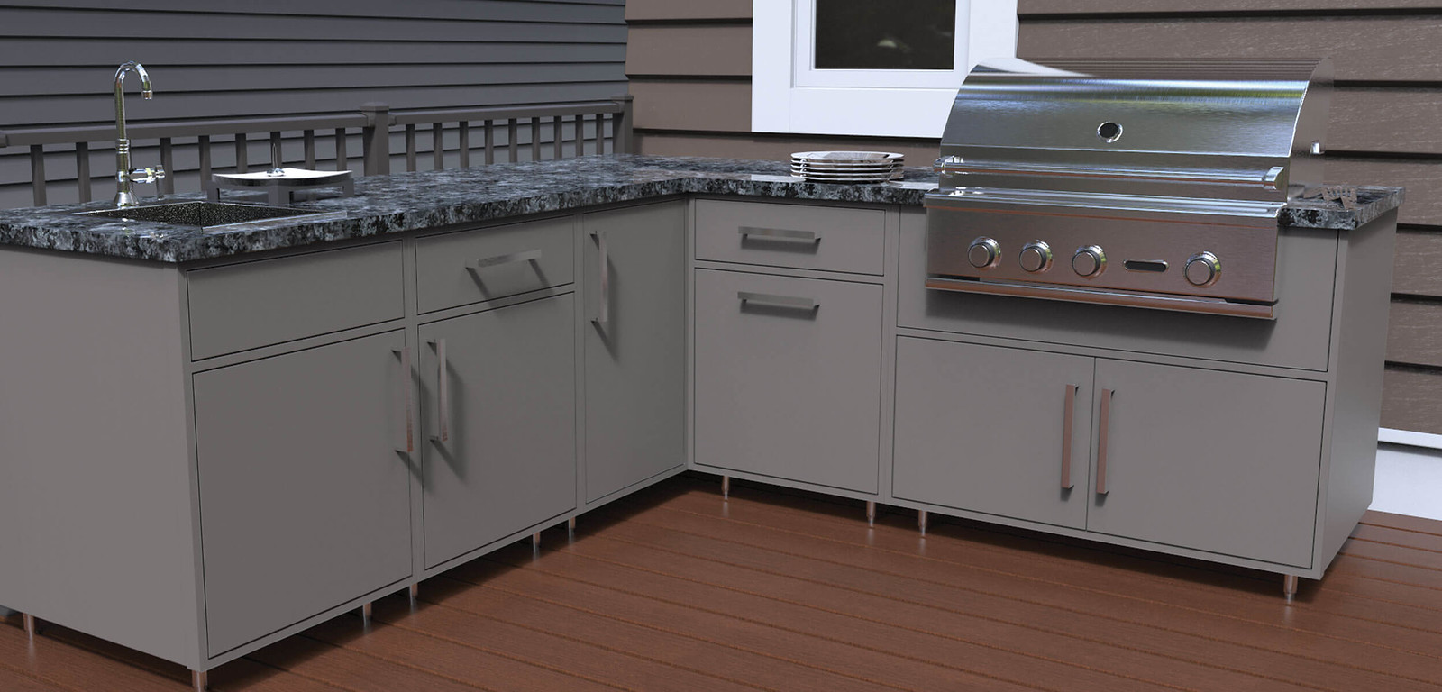 Wolf Outdoor Cabinetry | Wolf Home Products