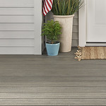 Wolf Perspective Decking in Pumice