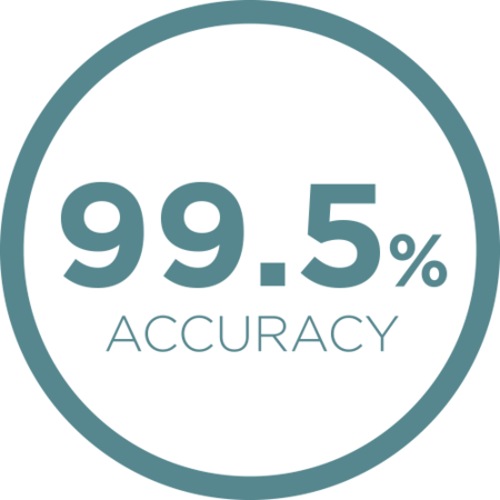 98.2% Accuracy Icon