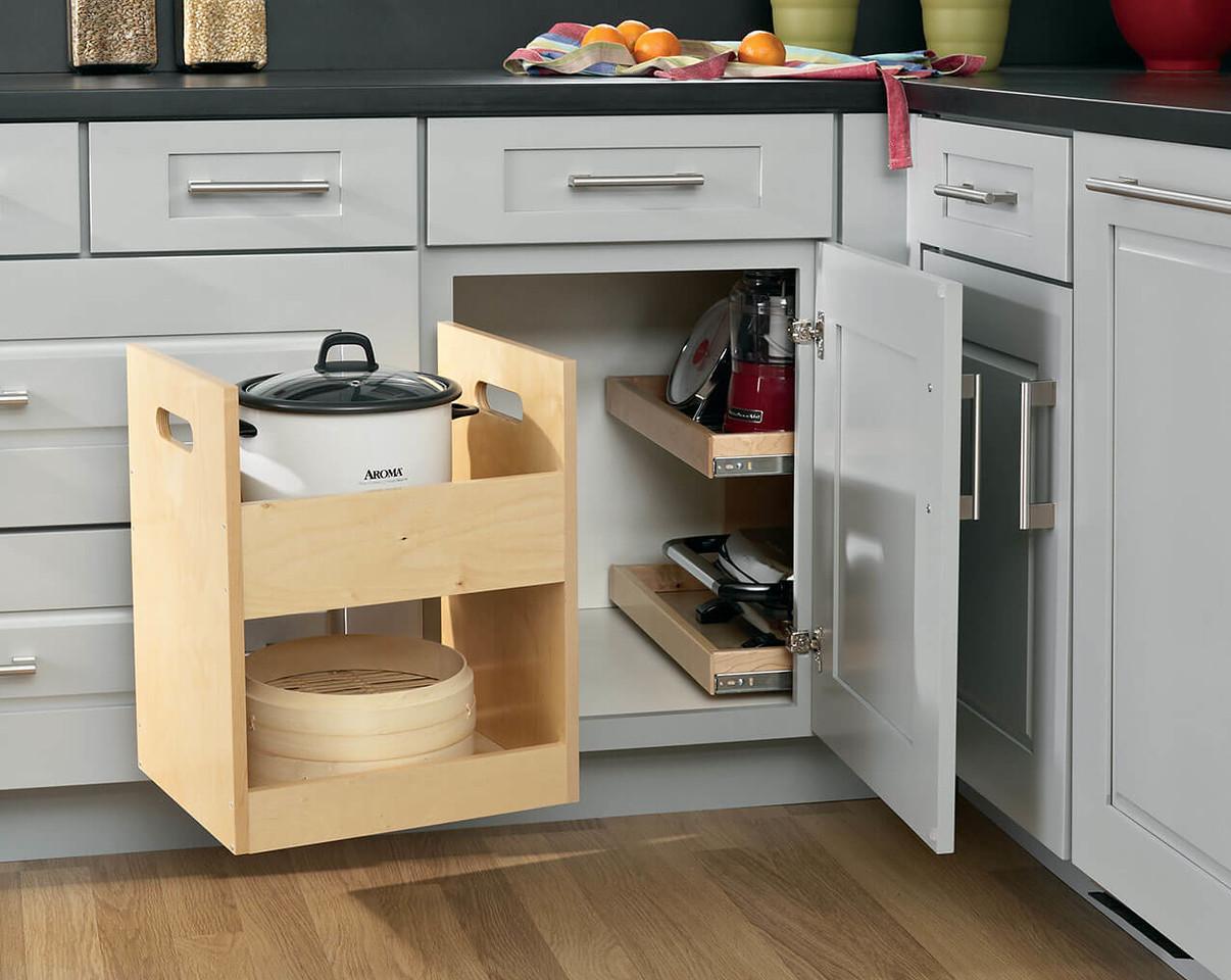 Semi Custom Kitchen Cabinets Wolf Designer Cabinets