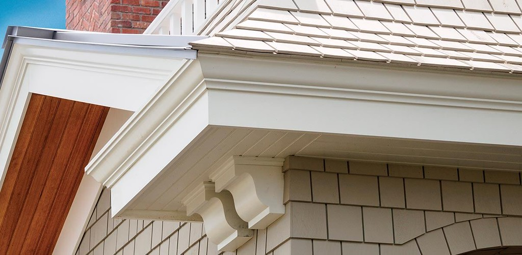 Exterior House Trim Boards & Mouldings | Wolf Home Products