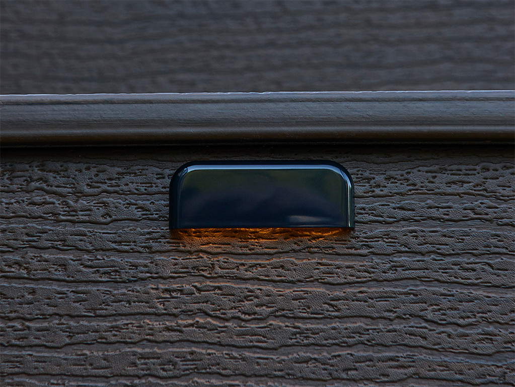 outdoor stairs lighting. Stair Lights: Stop Worrying About Tripping On Your Stairs In The Dark With  Lights. Seamlessly And Confidently Move From Elevated Deck To Other Outdoor Lighting